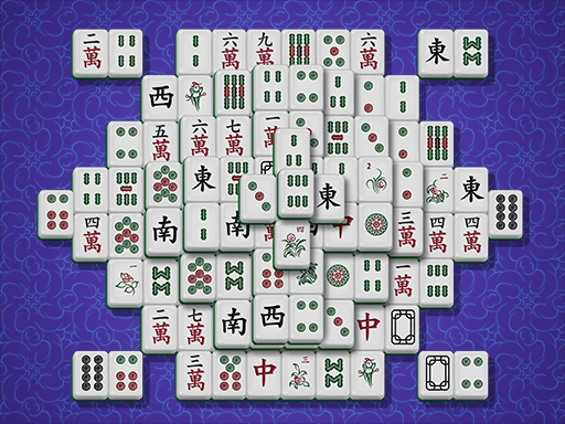 Traditional Reviewed Mahjong